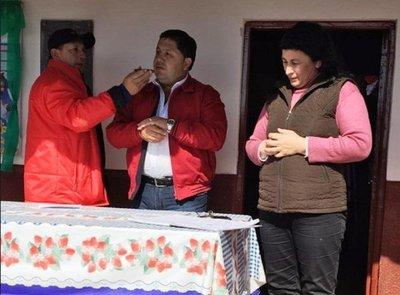 Capturan a intendente de Guazú Cuá