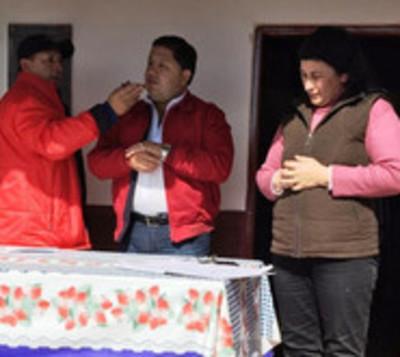 Capturan a intendente de Guazú Cuá por violencia doméstica