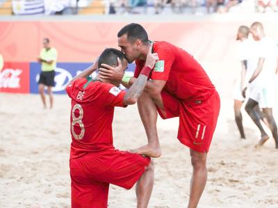 Portugal llega a su séptima semifinal mundialista