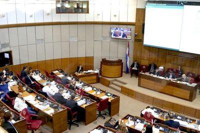El Senado incluyó aumentazos en el PGN para funcionarios públicos