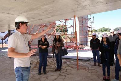 Este sábado visita guiada y construcción participativa en Ycuá Bolaños