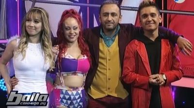 Ayer se anunció 'duelo de grupos' en Baila Conmigo Paraguay