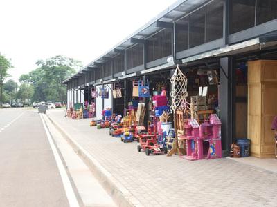 Caaguazú: Comerciantes reubicados en área de servicios aguardan ventas