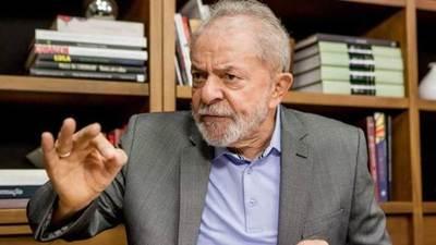 """«Para el Gobierno de Bolsonaro la democracia es un estorbo"""", dice Lula da Silva"""