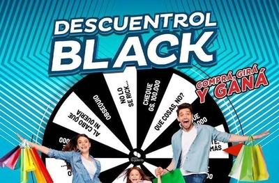 HOY / Fiesta de precios bajos en Descuentrol Black del Paseo La Galería
