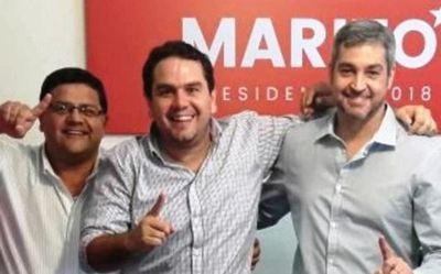 Candidato oficialista para juventud colorada recibiría plata de Yacyretá para su campaña, denuncian