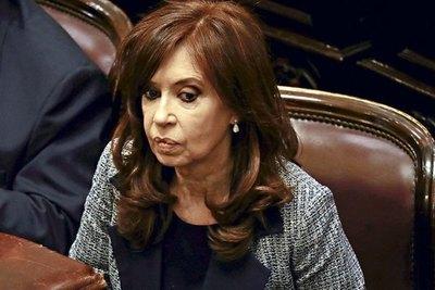 Justicia confirma el procesamiento de Cristina Fernández