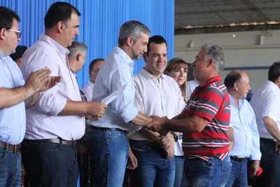 Gobierno desembolsa recursos del Seguro Agrícola para labriegos que perdieron cultivos