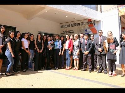 INAUGURAN OFICINA DE EMPLEO EN ITAPÚA