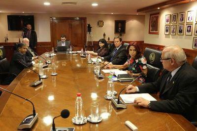 Medidas adoptadas por la CSJ sobre la huelga de funcionarios