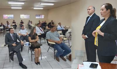 Circunscripción Judicial del Alto Paraná implementa trámite electrónico
