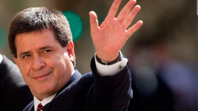 Supremo Tribunal de Justicia de Brasil revoca orden de prisión contra Cartes