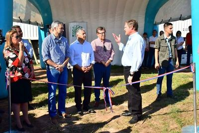 Moderna planta asegura agua potable en SanBer