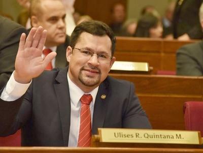 Ulises Quintana debe volver a la cárcel