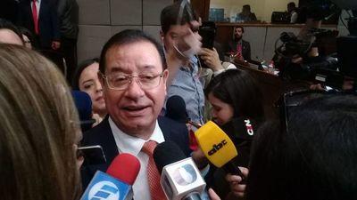 Nuevamente se suspendió audiencia de imposición de medidas de Miguel Cuevas