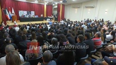 SNPP CIERRA EL AÑO CON MÁS DE 7.000 EGRESADOS EN ITAPÚA