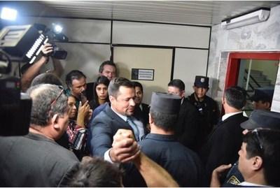 Ulises Quintana volverá a prisión