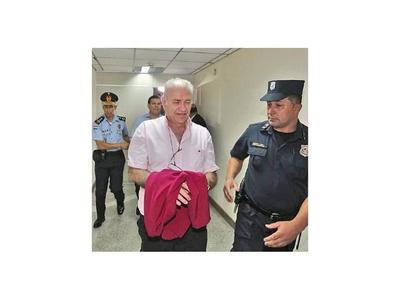 Ratifican la  prisión de Ramón González Daher y su hijo