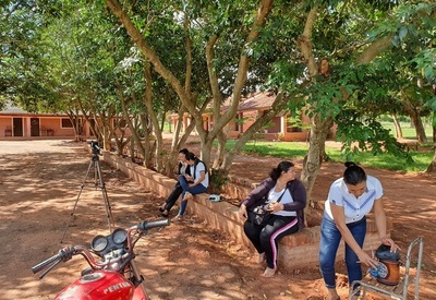 Sigue crisis de estudiantes en escuela de Kurusu de Hierro