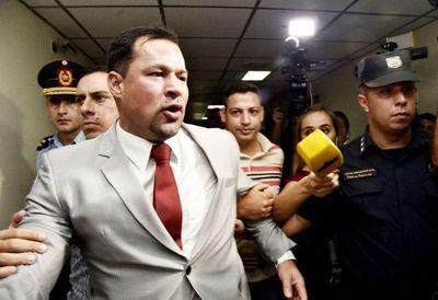 Ulises Quintana está en prisión