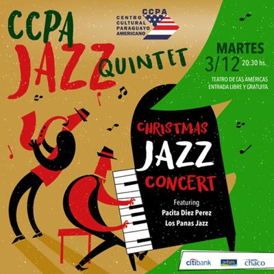 Ccpa Jazz Quintet se despide de su temporada con Christmas Jazz