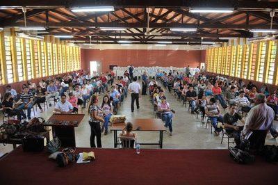 Unas 4.851 personas rendirán hoy  para ocupar 68 cargos vacantes en la Itaipú Binacional