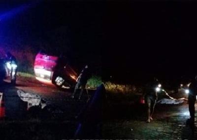 Motociclista pierde la vida tras accidente en Itapúa