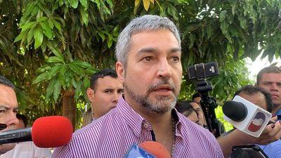 Abdo: Ulises sigue en Añetete y continúa investigación