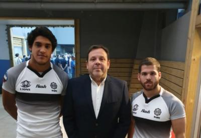 HOY / Olimpia Lions sorprende con la contratación de una 'Pantera'
