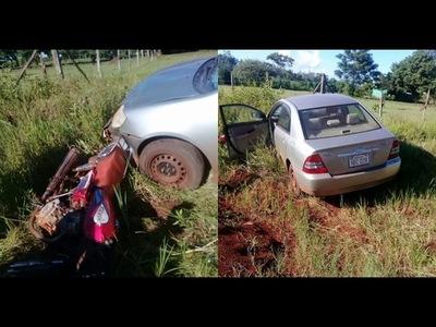 MUJER FALLECE TRAS ACCIDENTE EN YATYTAY