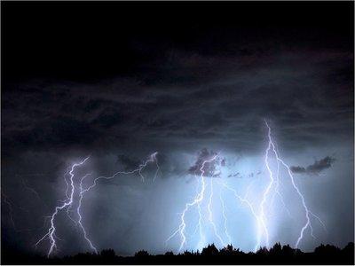 Meteorología anuncia sistema de tormentas para 6 departamentos
