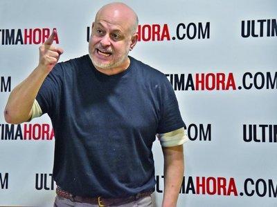 """Payo Cubas dice que no quiere ser presidente de """"7 millones de inútiles"""""""