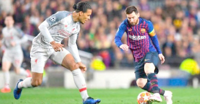"Messi jeyma candidato a ser ""valécho de oro"""