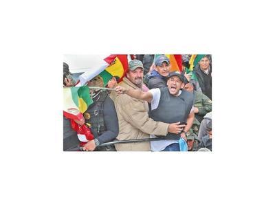 El líder que aceleró caída de Evo será candidato en Bolivia