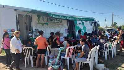 Casas de Justicia móvil prestó servicios en el asentamiento Remansito de Villa Hayes
