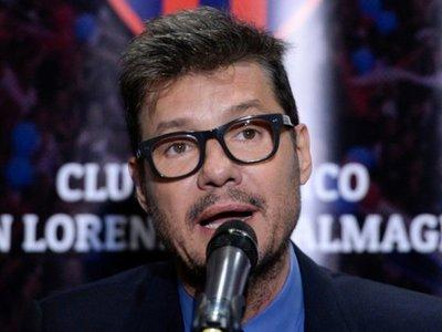 Marcelo Tinellli definió que será candidato a presidente en San Lorenzo