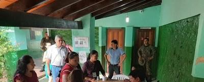 Elecciones para intendente de San Carlos del Apa ya superaron el 50 % de participación