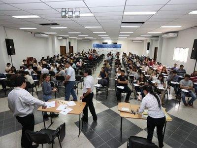 Revelan resultados del concurso público de Itaipú