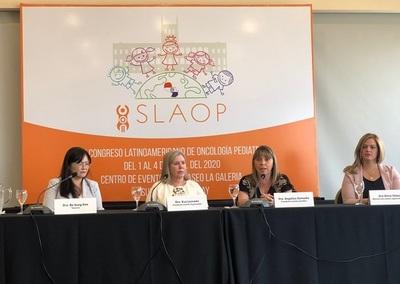 Congreso de Oncología Pediátrica se desarrollará en nuestro país