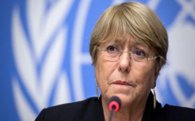 China acusa a Bachelet de entrometerse en sus asuntos internos