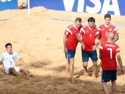 Rusia queda tercero tras vencer a Japón en un reñido encuentro