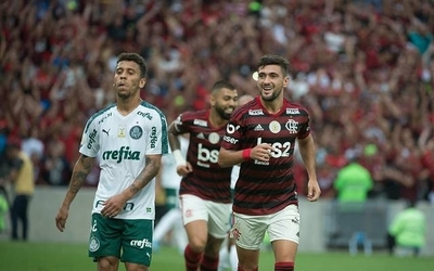 HOY / Un Flamengo imparable vence a Palmeiras con tantos de 'Gabigol' y Arrascaeta