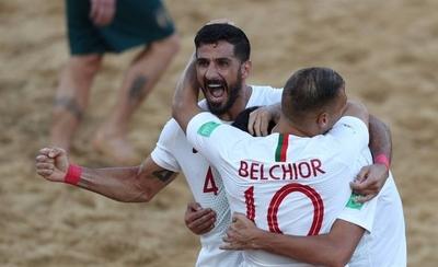 HOY / Portugal vence a Italia y gana el Mundial de fútbol de playa