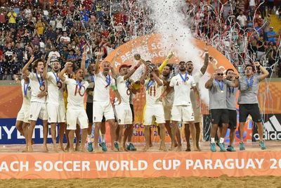 Portugal se consagra campeón Mundial