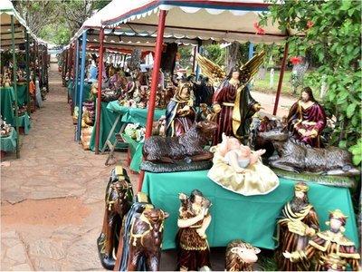 Hornos de artesanos  no paran hasta la Navidad en Areguá