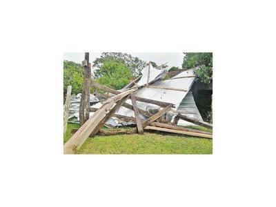 San Miguel, Misiones, tras el temporal  está en emergencia
