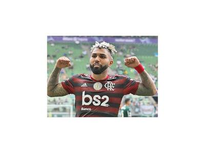 Otra actuación estelar de Gabigol en el Flamengo