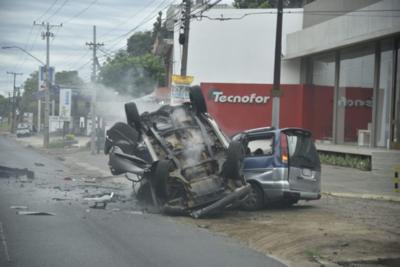Mal estado de la ruta y alcohol de por medio habrían sido causantes de accidente fatal