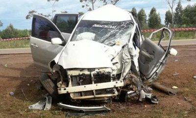Dos niños fallecen en accidente registrado en San José de los Arroyos