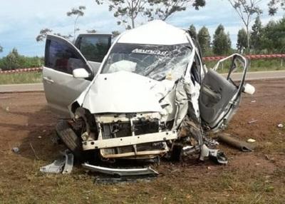 Dos niños fallecen en trágico accidente en Caaguazú